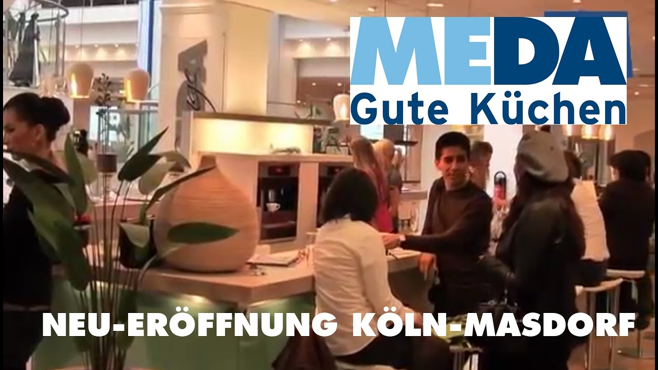 meda k chen neu er ffnung k ln marsdorf youtube. Black Bedroom Furniture Sets. Home Design Ideas