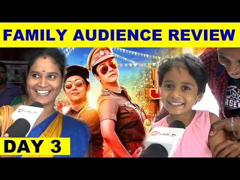 jackpot Movie Day 3 Family Audience Review | Jyothika | Suriya | Revathi | Anand Raj | Opinion