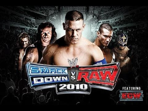 WWE SmackDown VS Raw Free Download Full Version PC Game
