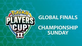 Pokémon Players Cup II - Global Finals Championship Sunday