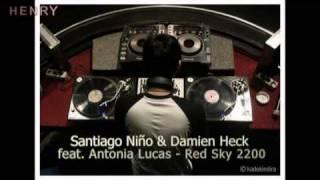 Santiago Niño & Damien Heck feat Antonia Lucas - Red Sky