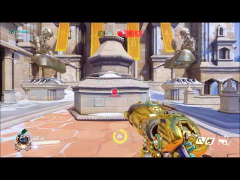 Overwatch Roadhog on Nepal Gameplay