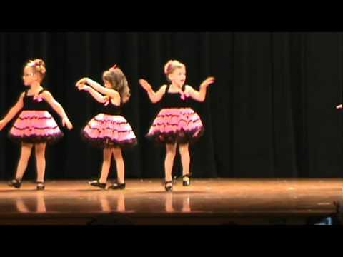 Kaylee's Dance Recital - Tap