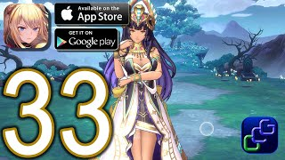 Goddess of Genesis iOS Walkthrough - Part 33 - Act 31: The Brown Prisoner