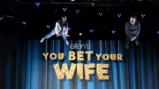 Ellen and Andy Play \'You Bet Your Wife\'