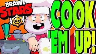 COOK 'EM UP! Dynamike DOMINATES Showdown! - Brawl Stars