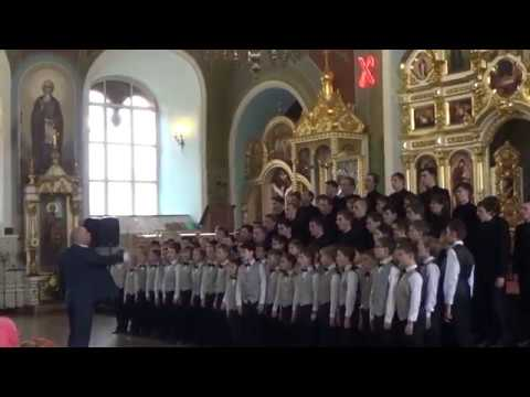 Был у Христа младенца сад.Пермь 18 апреля 2017 г