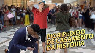 PIORES PEDIDOS DE CASAMENTO DA HISTÓRIA