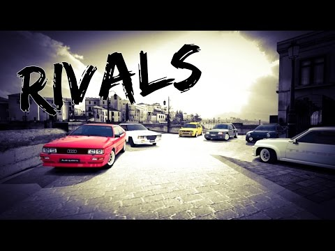 GT6 - RIVALS - Six Car Homologation Battle! (Group B Monsters)