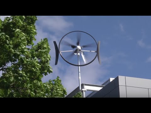 Wind powers graduate project
