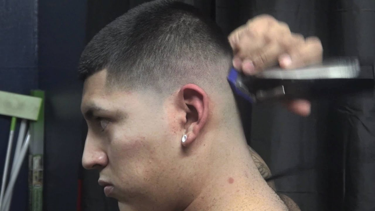Self cutting fade how to cut own hair barber youtube urmus Choice Image