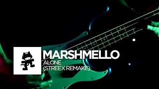 Gambar cover Marshmello - Alone (Streex Remake) [Monstercat Official Music Video]