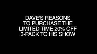 Dave Kelly Live - Reason #7