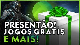 JOGO EXTRA GRÁTIS e AINDA MAIS no XBOX ONE e XBOX SERIES! NOVIDADE no GAME PASS!