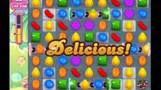 Candy Crush Saga level 625 (3 star, No boosters)