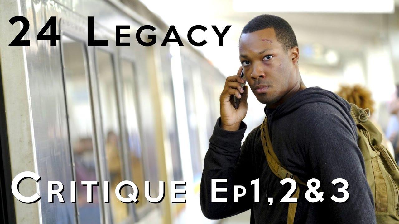 Download 24 LEGACY : Critique de ce début de première saison