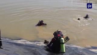 غرق طفل في سد الموجب وشاب في اربد - (23-2-2018)