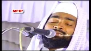 ahammed kabeer baqavi usthad singing a song heart touching