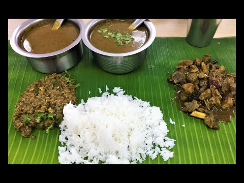 Amman Mess - Komarapalayam - An Eatery Serving Tasty Non Vegetarian Home Made Lunch
