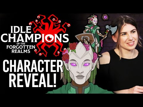 Idle Champions - New Champion Sentry! #ad