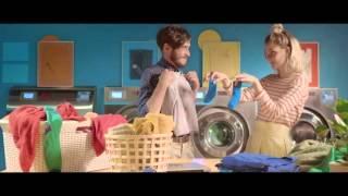 Bubbles stories: Clean clothes