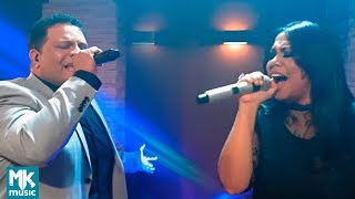 Prefiro Ser Fiel - Gisele Nascimento ft. Wilian Nascimento (Live Session) Gospel