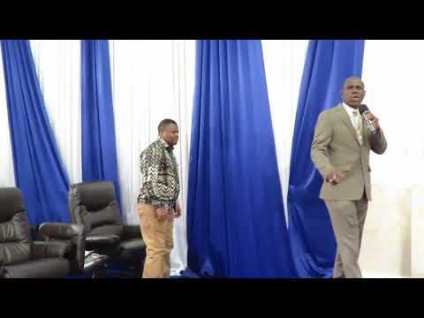 REVIVAL FIRE EXPLOSION AT AG BY REV. DR. CHRIS LAMAI DAY TWO