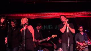 David and Gillian at Cutting Room 5/12/2015 NYC