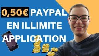 Comment Gagner 0,50€ En Illimité Automatiquement (Argent Paypal)
