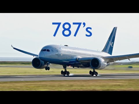 FOR BOEING 787 LOVERS!!!