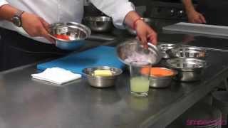 Receta Salmón en salsa holandesa