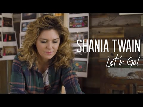 "Shania Twain Shares Her Creative Direction For ""Let's Go!"" (Episode 3)"
