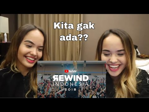 React To YouTube Rewind Indonesia 2018