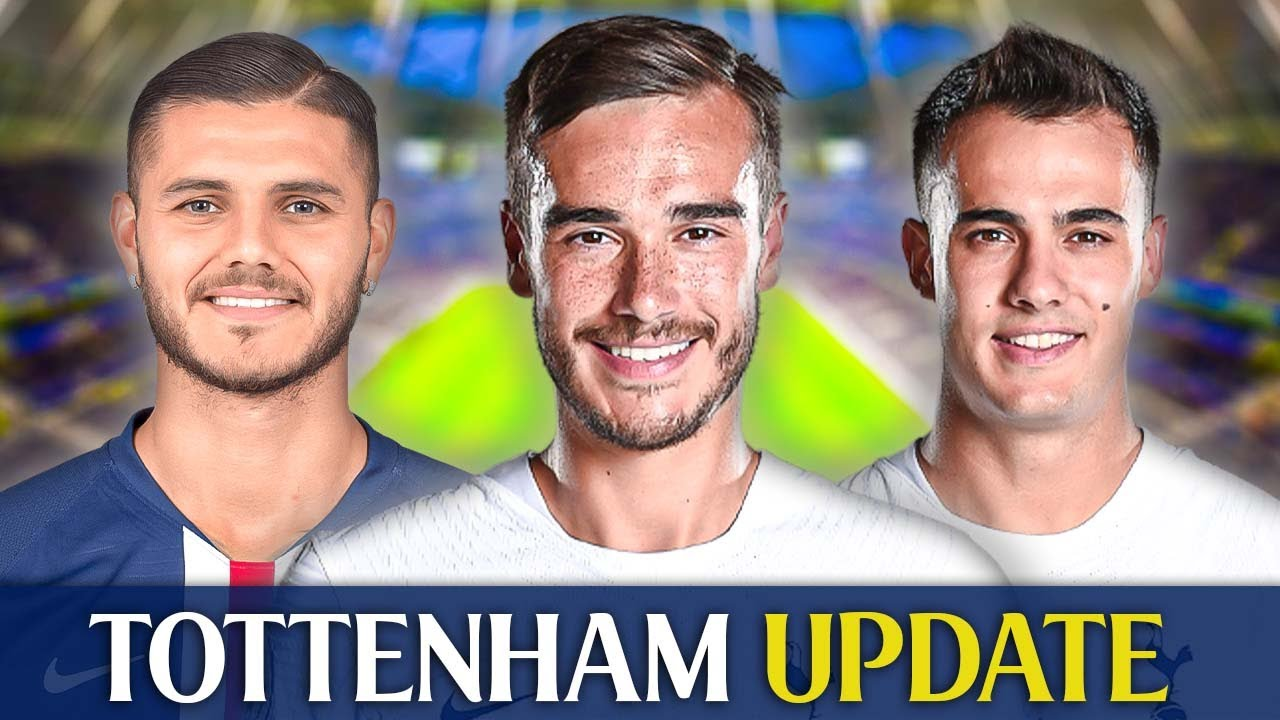 Download Winks Interview REACTION • Madrid To ACTIVATE Reguilon Clause • Icardi To Spurs? [TOTTENHAM UPDATE]