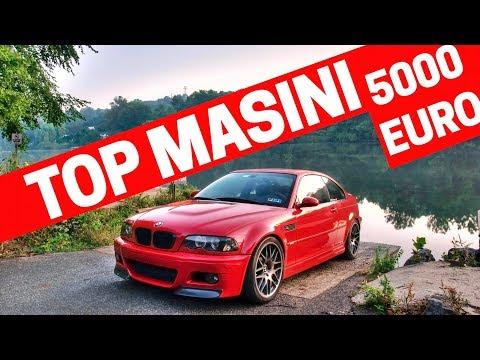 TOP 10 MASINI SUB 5 000 EURO! Motorina mai IEFTINA? Vlog S2E21