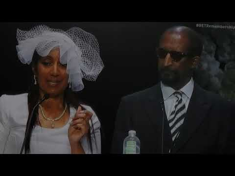 Nipsey Hussle Mother speaks April 11, 2019