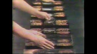 いなふくあられ 秋田いなふく米菓 CM 1988年 秋田県ローカル