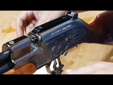Samyang Sumatra Cal 177 with Bushnell Riflescope maintenance by OHMDILU