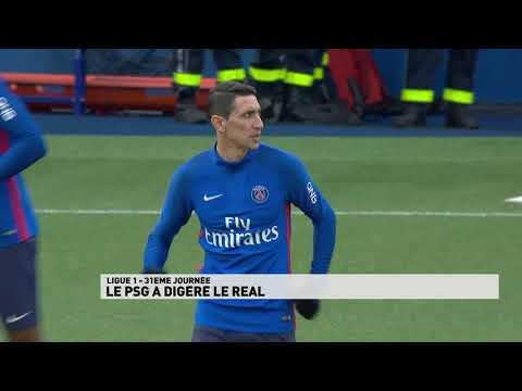 Ligue 1 Conforama - Psg vs Angers