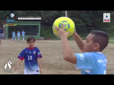 BALÓN PIÉ POSITIVO vs COMFENALCO (partido completo)
