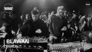 Blawan Presents Kilner Boiler Room Berlin Live Set