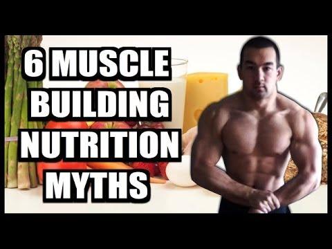 1c40e5fab91 6 Bodybuilding Nutrition Myths Debunked! - YouTube