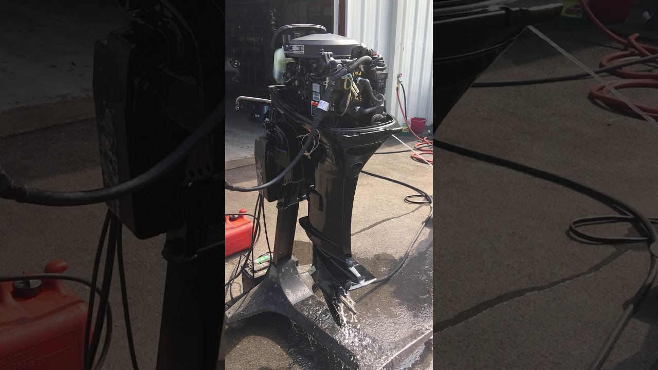 mercury 40 hp wiring [ 1280 x 720 Pixel ]