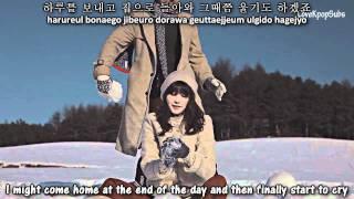 Young Jun - Forget (잊어요) MV [English subs + Romanization + Hangul] HD