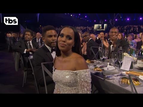 Kerry Washington | 23rd Annual SAG Awards | TBS