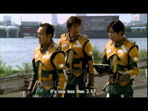 Giant Robot Mikazuki Tekkouki Mikazuki   Episode 1