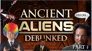 Ancient Aliens Debunked PART 3 - Documentary [ Flat Earth ]