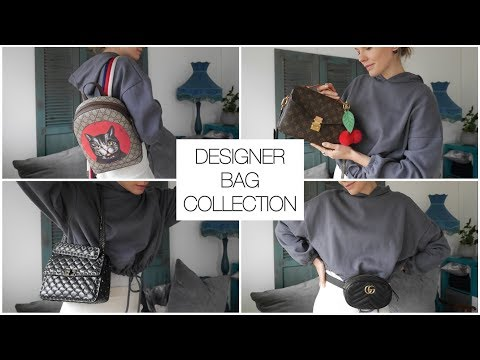 Designer Bag Collection 2018 | Gucci, Valentino, LV, Givenchy