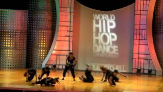 Philippine Allstars (Philippines) @ World Hip Hop Championships 2009