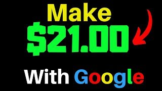 Earn $21.00 in JUST MINUTES with a GOOGLE Trick! 👉 [Make Money Online Fast]